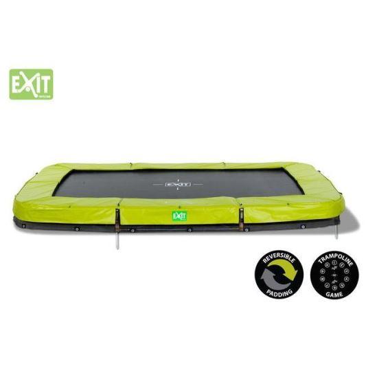 Exit Twist 214x305 Ground trampoline