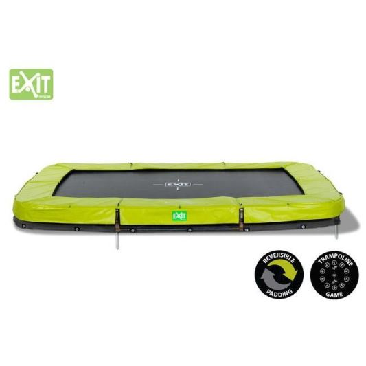 Exit Twist 214x305 Ground trampoline