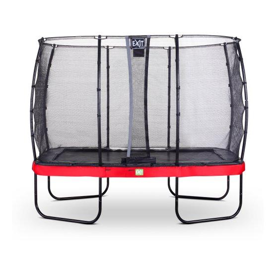Exit Elegant 214x366 economy trampoline-paars