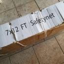 Veiligheidsnet 214x366 Interra compleet