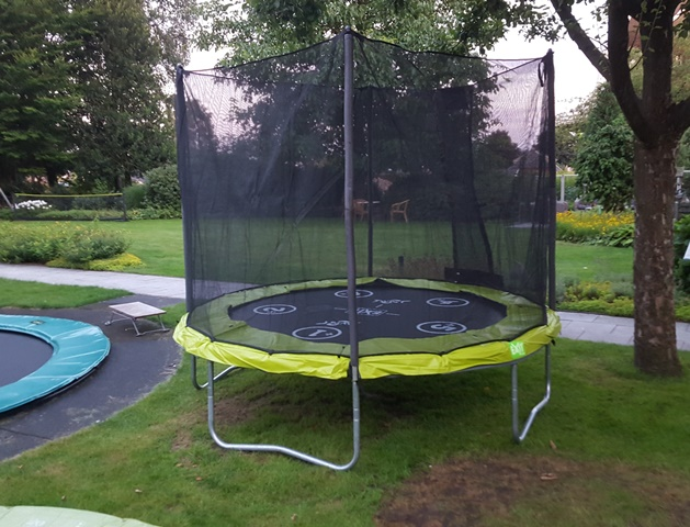Exit Twist 244 cm trampoline