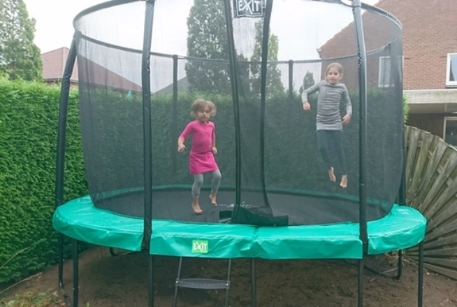 Exit JumpArenA 305 trampoline all-in-1