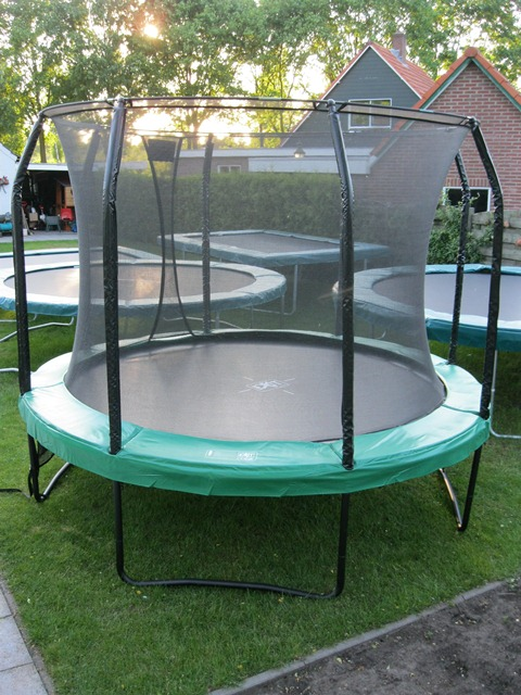 Exit JumpArenA 305 All-in trampoline