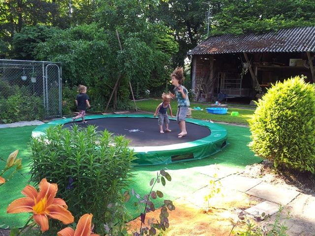 Exit 427 Interra trampoline