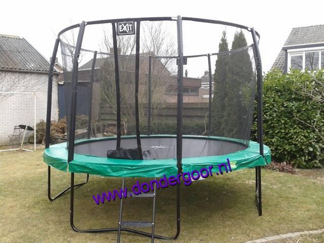 Exit JumpArenA 427 All-In trampoline