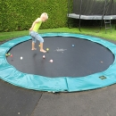 Trampoline Exit Supreme 305cm Ground Level