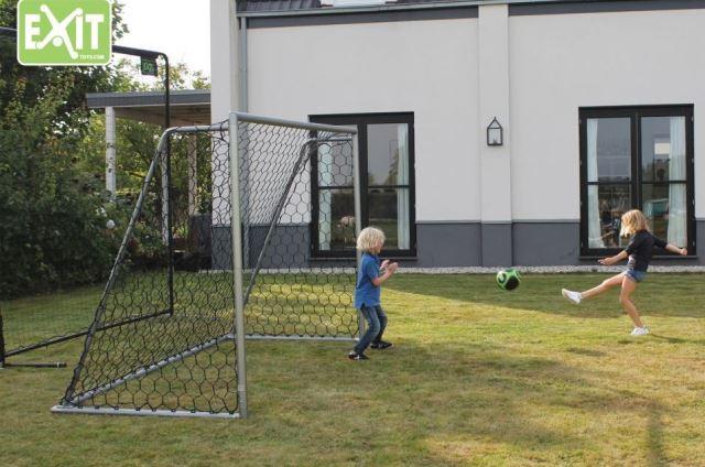 Scala 300x200cm aluminium voetbaldoel