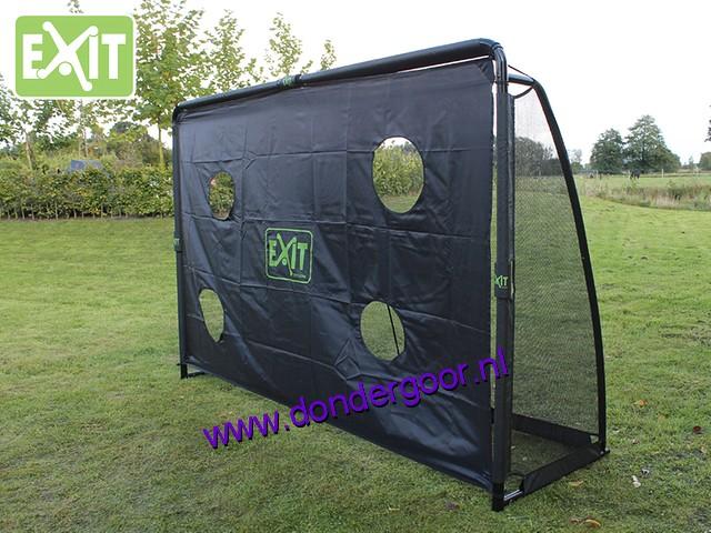 Exit Finta voetbaldoel, Goal 300x200x90 cm