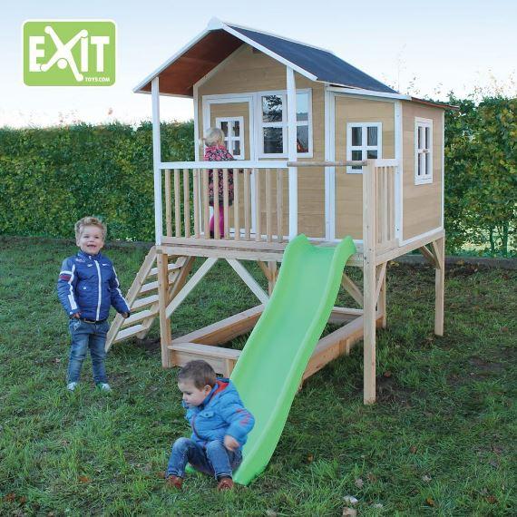 Exit Loft 550 speelhuis Naturel