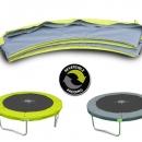 trampoline afdekranden 2 cm dik
