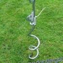 grondanker spiraalmodel 50 cm