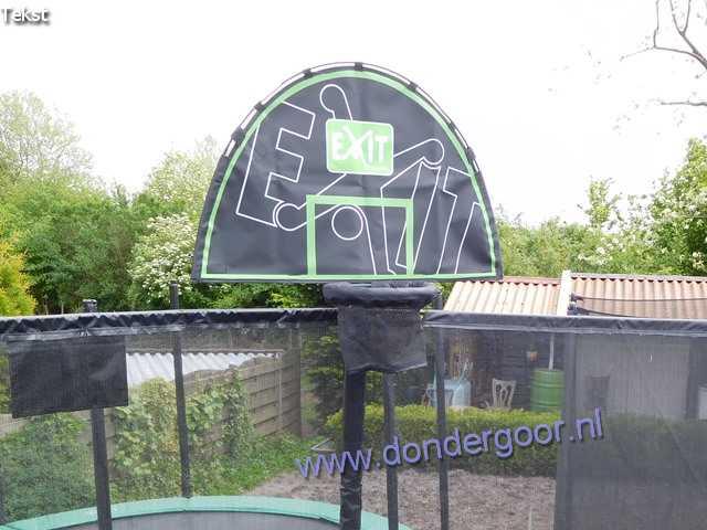Exit Jumparena 244 All-in trampoline