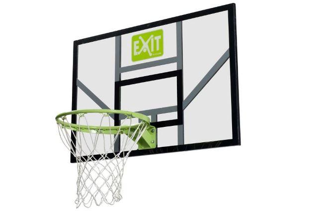 Basketball bord met ring