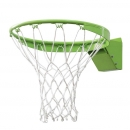 Basketring met veerophanging