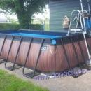 zwembad EXit 400-200-wood zandfilter