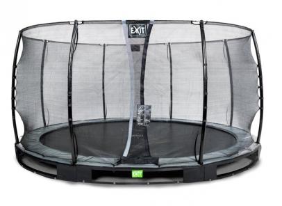Trampoline Elegant 427 inground-premium-Luxe