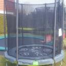 Veiligheidsnet 183 cm Exit Twist trampoline met frame