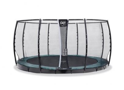 Exit Supreme 366 trampoline met veiligheidsnet