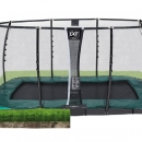 Trampoline Exit Supreme 244x427 ground level