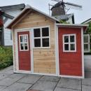 Exit Loft 150 speelhuisje naturel rood