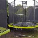 trampoline Exit Twist 366cm met veiligheidsnet