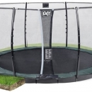 Trampoline Exit Interra 366 ground-Vh-net