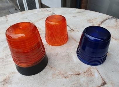 Zwaailamp flitslamp voor skelters
