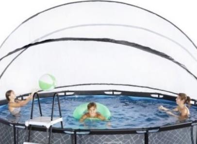 filters catridge 8 x 9 cm voor zwembad 300-360cm