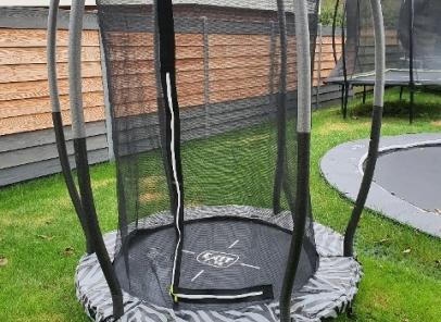 trampoline Exit tiggy junior