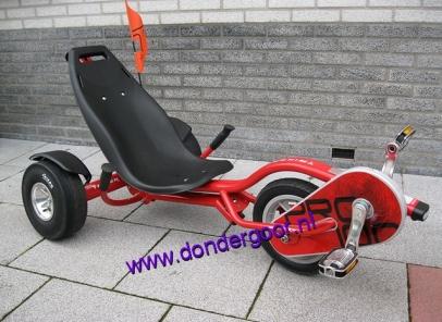 Exit Triker Pro 100 rood