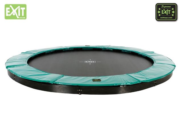 Exit Supreme ground Level 427 trampoline