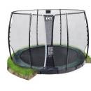 trampoline Exit interra 305 cm GL veiligheidsnet