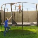 Exit PeakPro 366cm trampoline Vh-Net