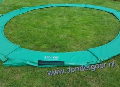 trampolinerand Exit Interra groen