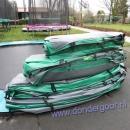 trampoline afdekranden 3 cm dik