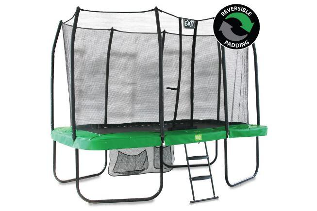 Exit rectangular 214x366 trampoline
