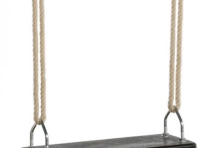 Rubber schommelzitje KBT soft PH touw
