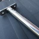 Duikelstang roestvast staal