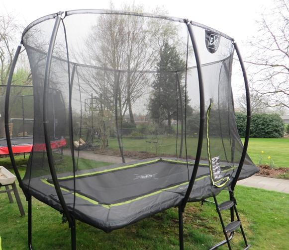 Exit Silhouette 214x305 cm trampoline