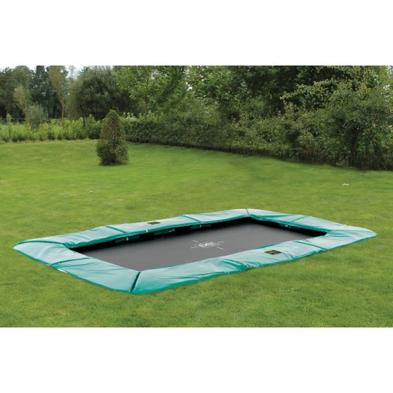 Trampoline Exit supreme 244x427cm groundlevel