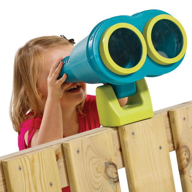 verrekijkers voor speeltoestellen