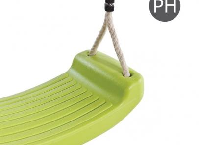 schommelzitje PH zacht touw Lime groen